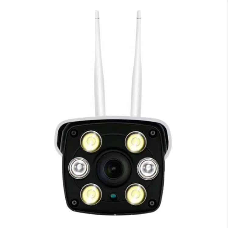 camera giám sát ngoài trời Q9100