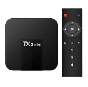 Android TV Box Tx3 mini Ram 2GB - Chip S905W - Android 9.0 1
