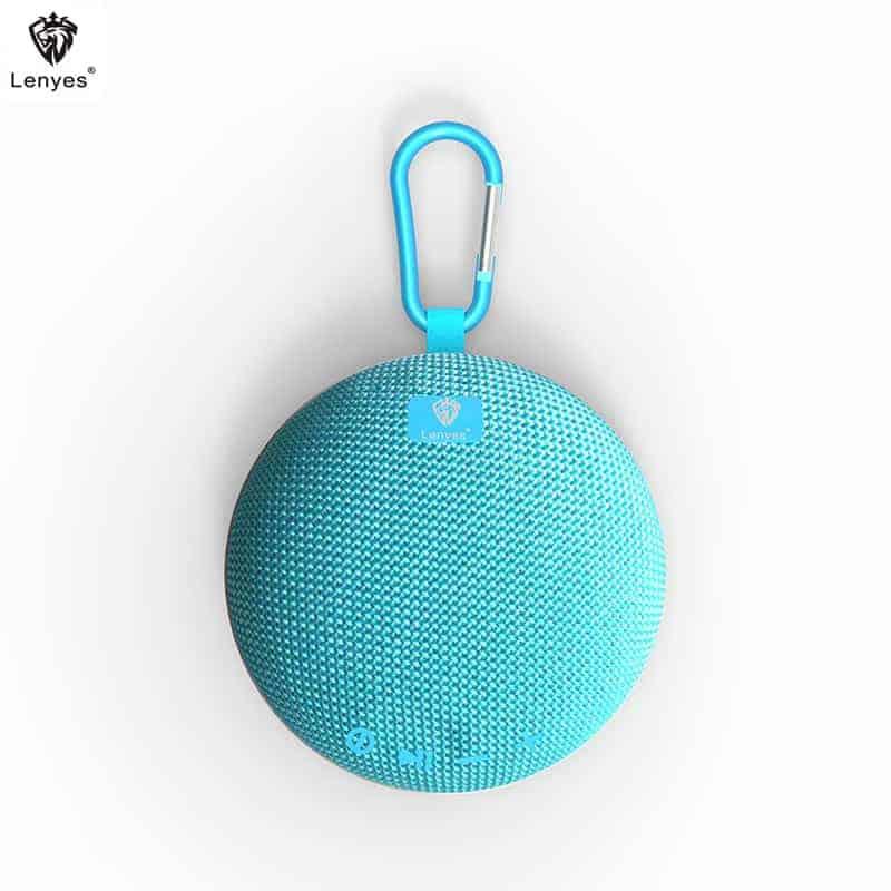 Loa Chống Nước Lenyes S800 – Loa Bluetooth Cầm Tay 7