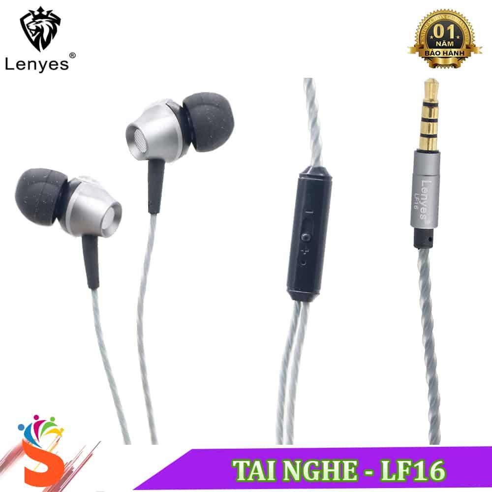 Tai Nghe Chính Hãng Lenyes LF16 - Tai Nghe Chống Ồn 2