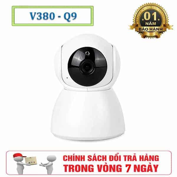 Camera Giám Sát V380 Q9 F/2.0 MP