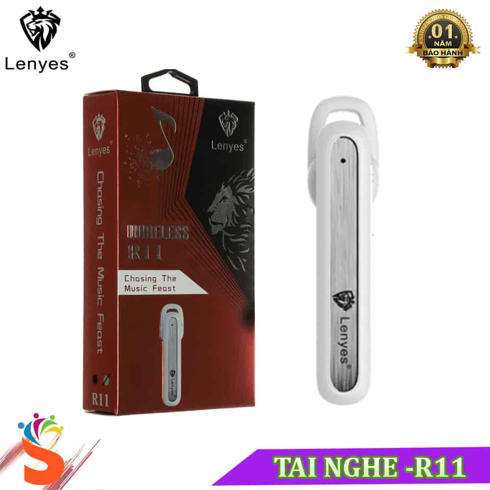 Tai Nghe Bluetooth Không Dây Lenyes R11 - Tai Nghe Nhét Tai 3