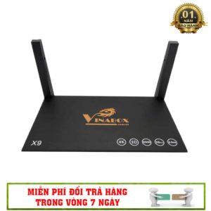 SmartBox Vinabox X9 Ram 2GB- Rom 8GB Andoid 6.0.2