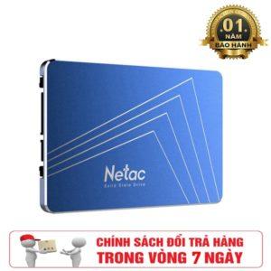 Ổ Cứng SSD Netac 120GB, SATA 3 6GB
