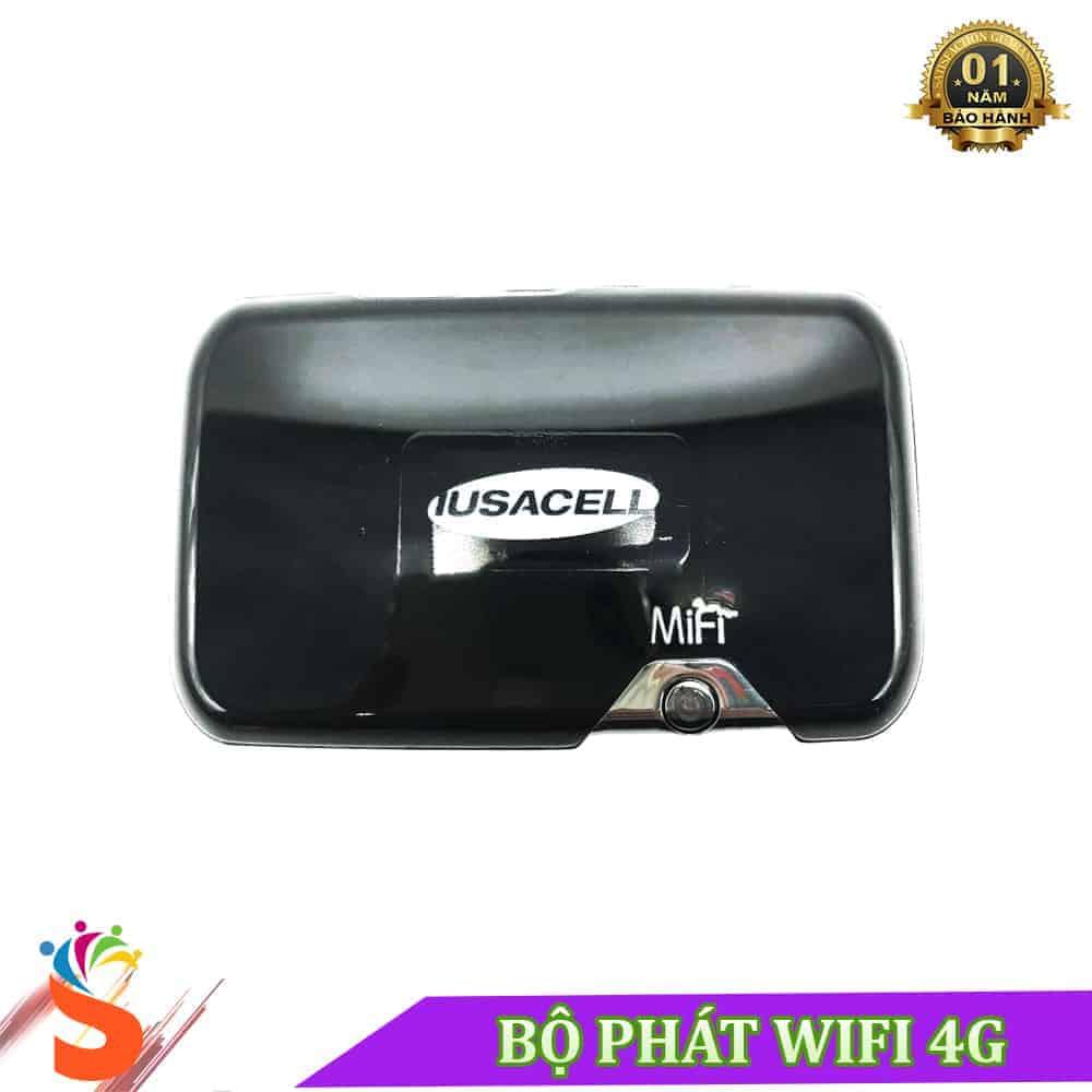 Bộ Phát Wifi 4G Novatel Mifi 2372 - Kết Nối Internet Thả Ga