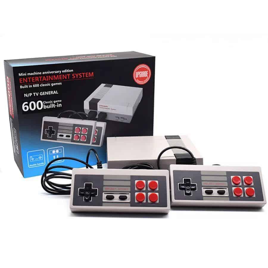 Bộ Chơi Game Tanix C600 Plus - Tích Hợp Sẵn 600 Games - Giải Trí Bất Tận 2