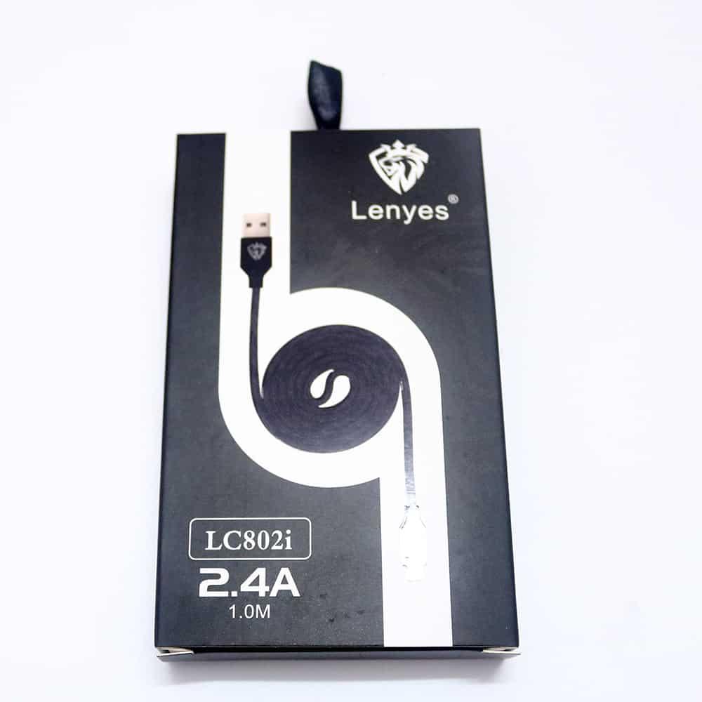 Cáp sạc Lenyes LC- 802