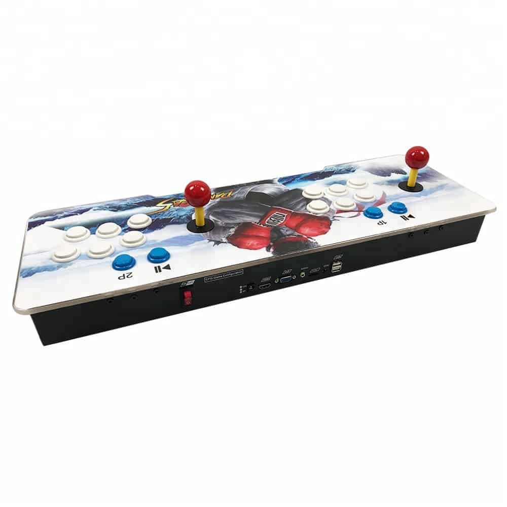 Chiếc máy chơi game cực hot Pandora box 7S