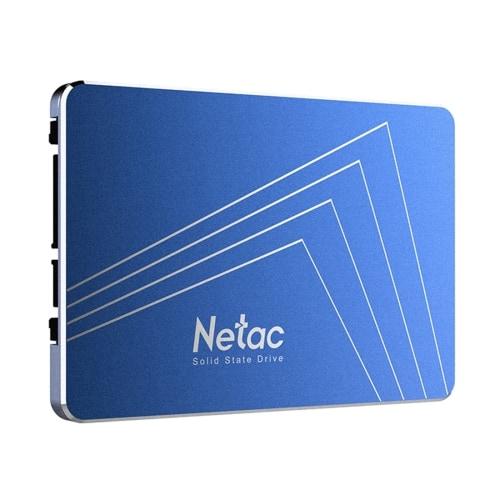 Ổ Cứng SSD Netac 120GB, SATA 3 6GB/s 6