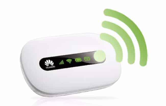 Bộ Phát Wifi Từ Sim 3G Huawei E5220 21,6Mb