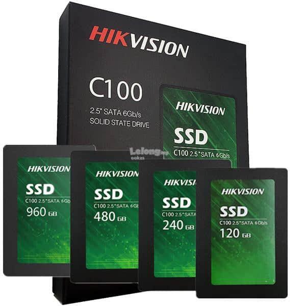 Thông số kỹ thuật của Ổ cứng SSD 120GB Hkvision C100