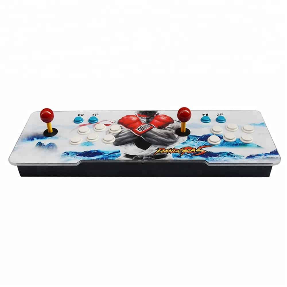 Máy Chơi Game Pandora Box 7S Tích Hợp Sẵn Hơn 1300 Games 4