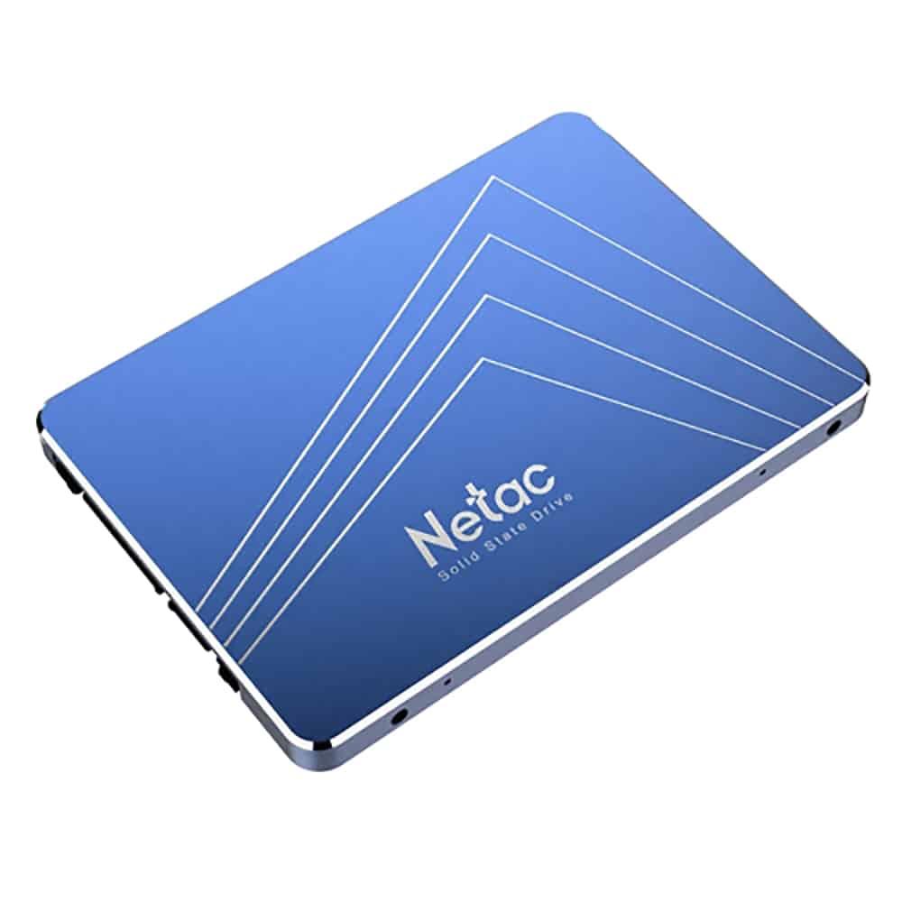 Ổ Cứng SSD Netac 120GB, SATA 3 6GB/s 5