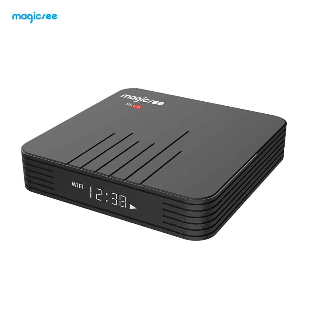 Android Tivi Box Magicsee N5 Max – Trải Nghiệm Âm Thanh Hình Ảnh Sống Động 4