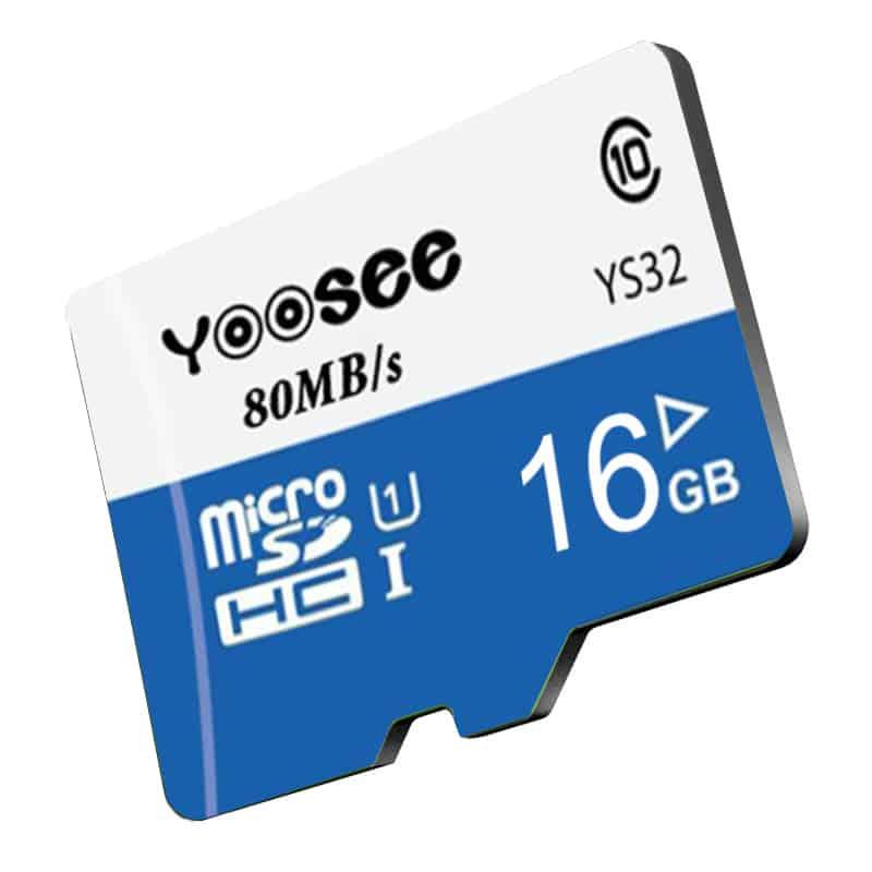 Thẻ Nhớ Camera Yoosee 16GB, Tốc Độ Đọc Class 10 (Bảo Hành 5 Năm) 7