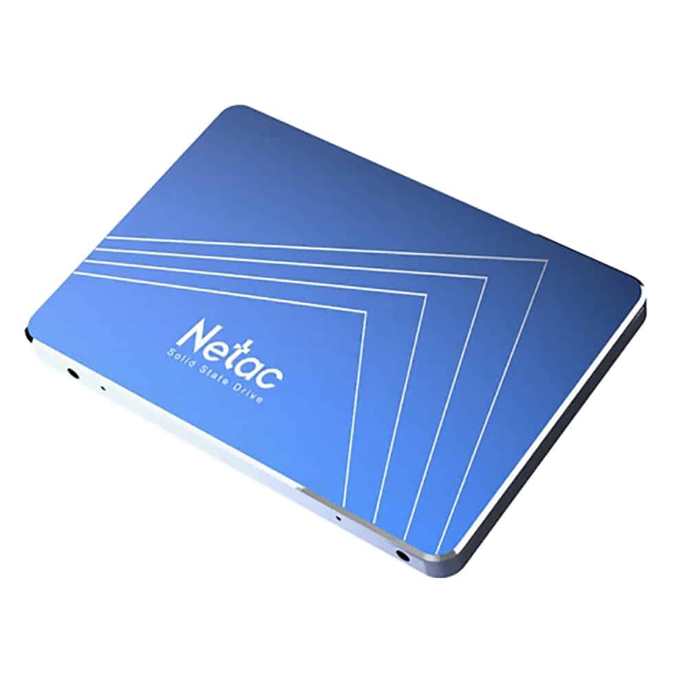 Ổ Cứng SSD Netac 120GB, SATA 3 6GB/s 4