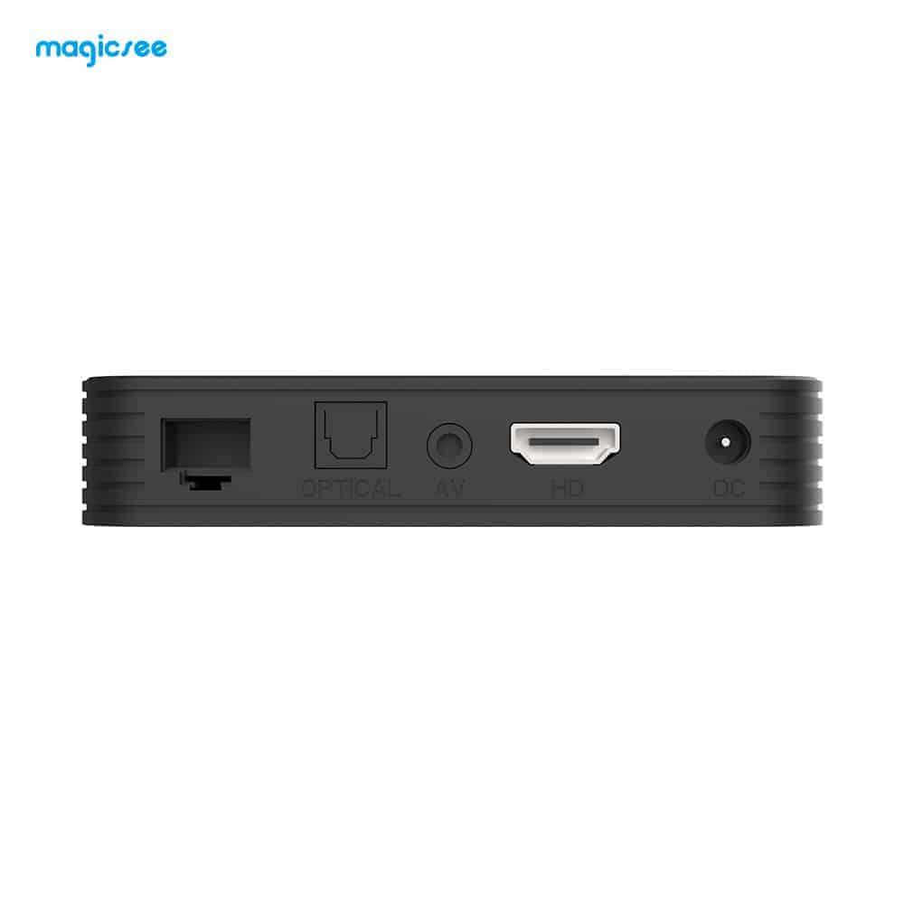Android Tivi Box Magicsee N5 Max – Trải Nghiệm Âm Thanh Hình Ảnh Sống Động 5
