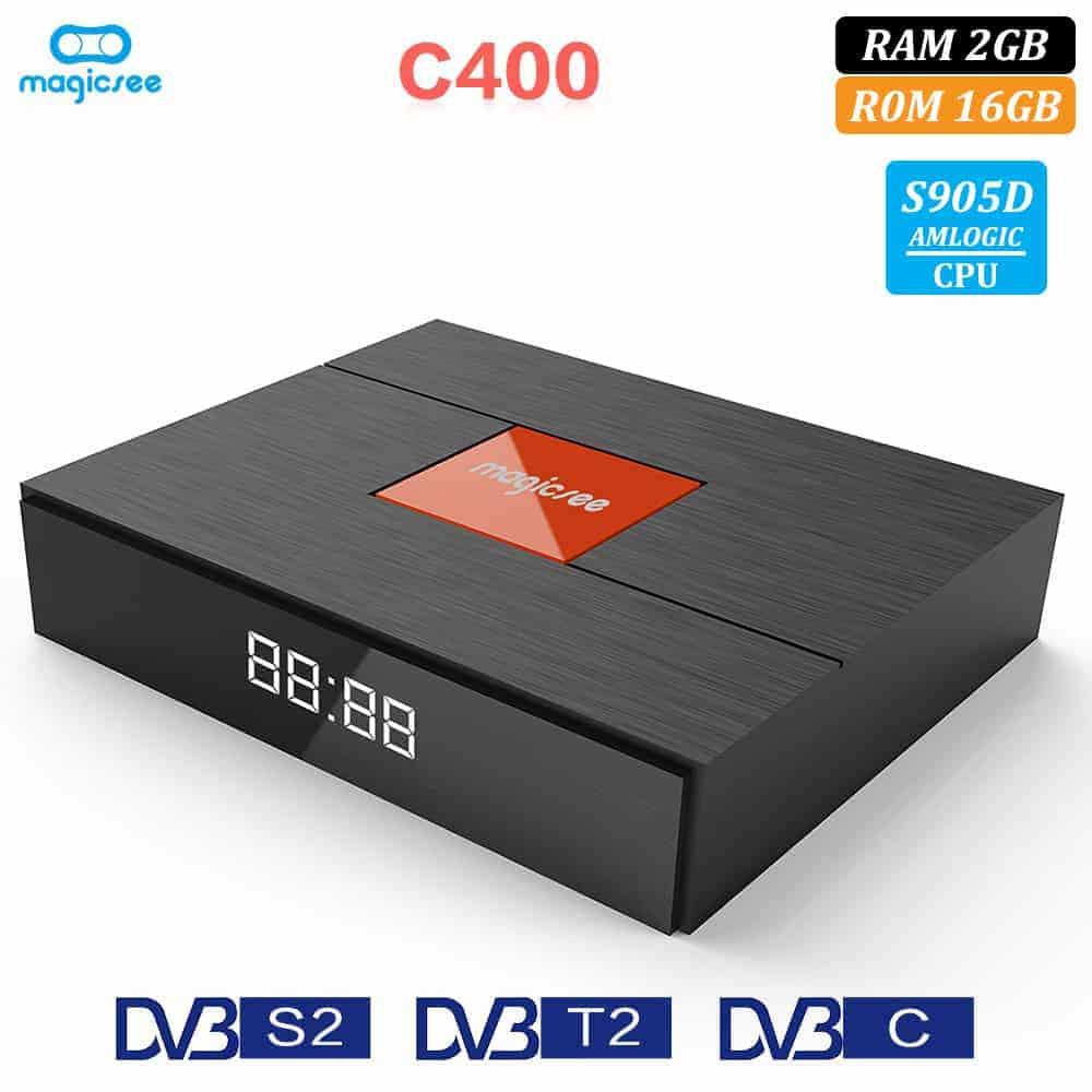 Tivi Box Magicsee C400 – Trải Nghiệm Sống Động Trước Màn Ảnh Nhỏ 2