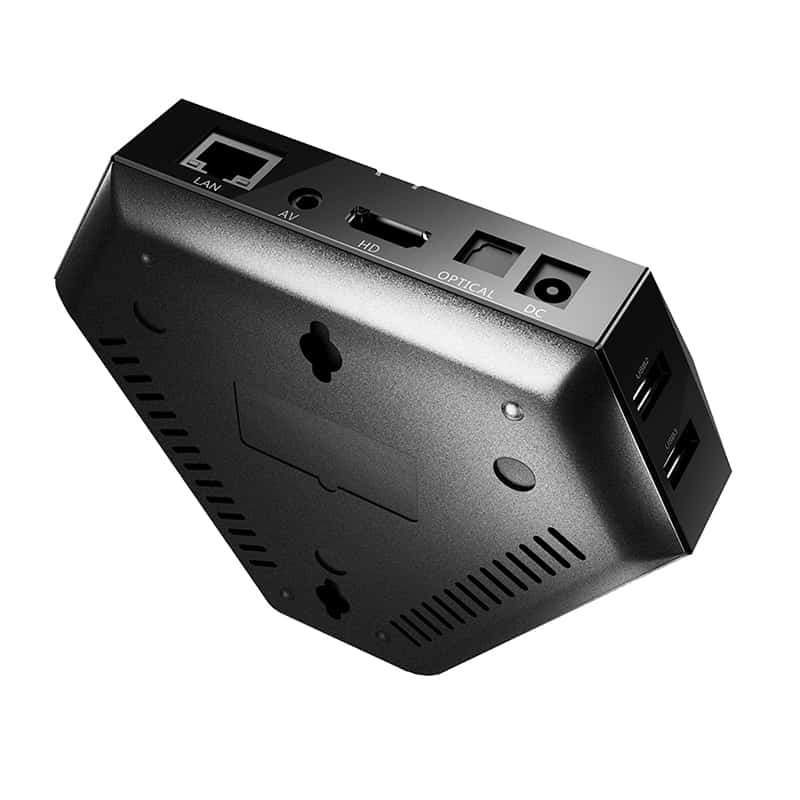 Android Tivi Box Iron+