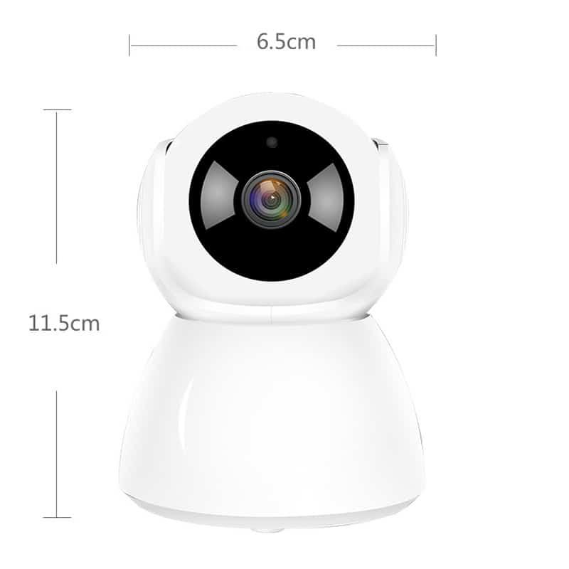 Camera Giám Sát WIFI V380 Q10
