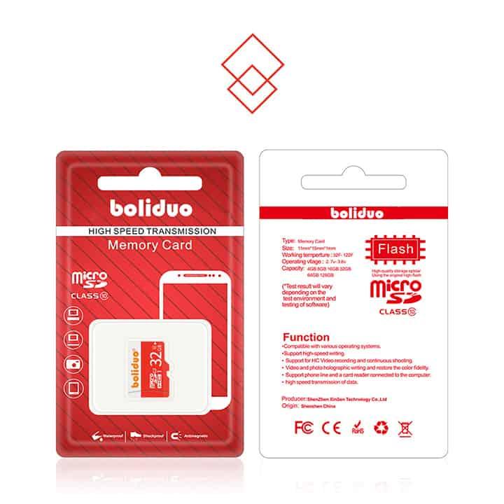thẻ nhớ 32 GB Bolidou