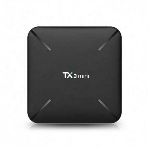 Android TV Box Tanix TX3 Mini-H - Cấu Hình Ram 2GB, Rom 16GB, Android TV Box Giá Rẻ 3
