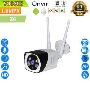 Camera Giám Sát Ngoài Trời Yoosee Z6 – Độ Phân Giải HD720P, 1.0Mpx 3