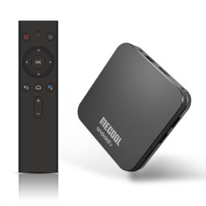 AndroiAndroid TV Box Mecool KM9 Pro – Ram 4GB, Rom ATV, Android 9.0 – Hỗ Trợ Xem Video 4K 8