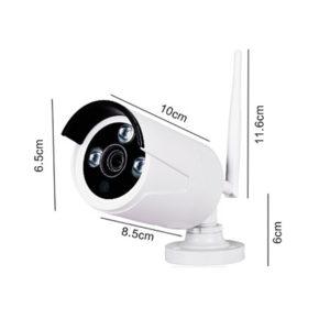 Bộ Camera Kit 4 Mắt Wireless HD 960P - Kết Nối Không Dây Tiện Lợi 4