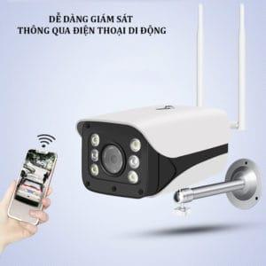 Camera Ngoài Trời Yoosee X2 - Độ Phân Giải Full HD1080P, 2.0 Mpx 4
