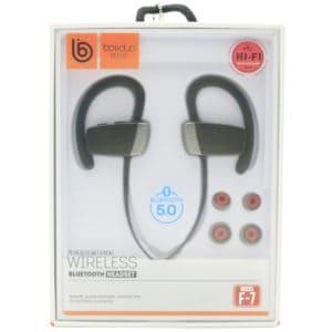 Tai Nghe Bluetooth Có Dây Boliduo F7 - Tai Nghe Chống Ồn 2