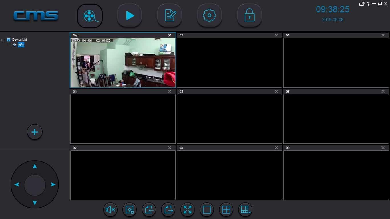 kết nối camera giám sát yoosee với máy tính, smart new
