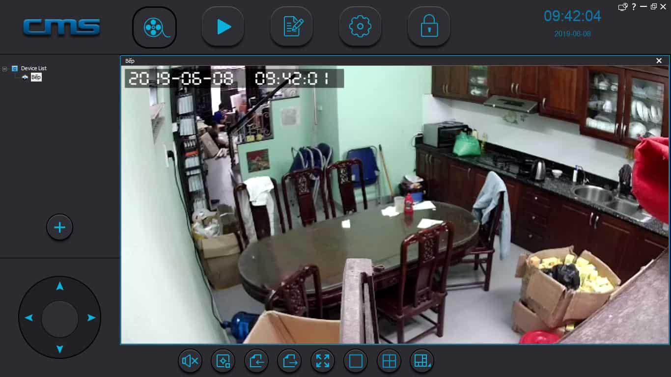 hướng dẫn kết nối camera giám sát yoosee với máy tính