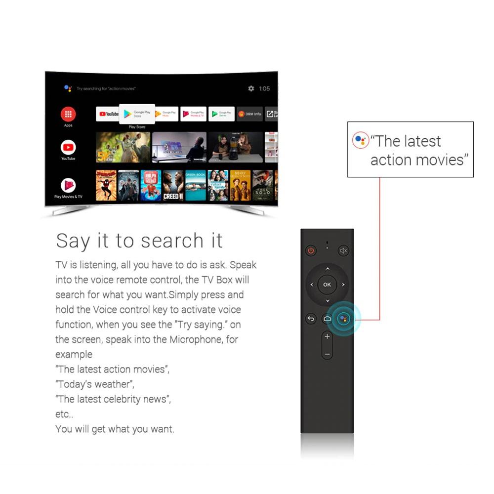 Điều khiển hỗ trợ tìm kiếm bằng giọng nói