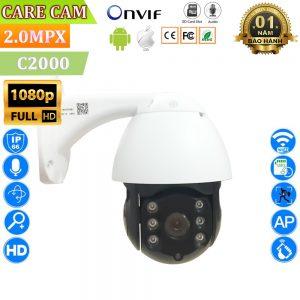 Camera Giám Sát Ngoài Trời Care Camera C2000 - Độ Phân Giải Full HD1080P,2.0Mpx 3