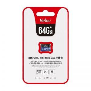 thẻ nhớ Netac, smart new, thẻ nhớ 64GB