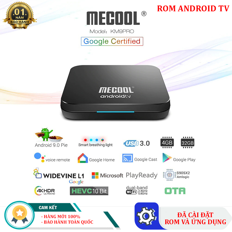 Android TV Box Mecool , smart new