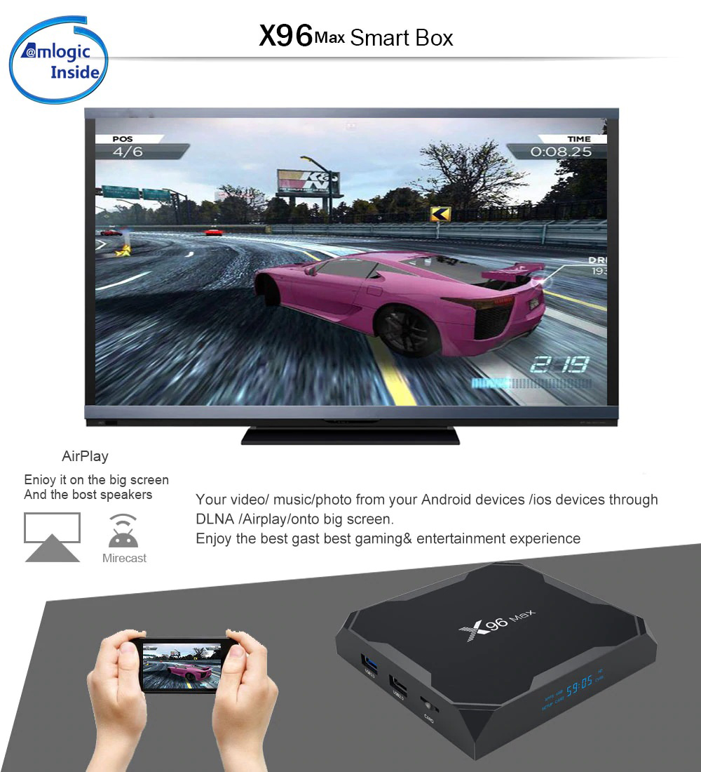 tanix, android tv box, smart new vn