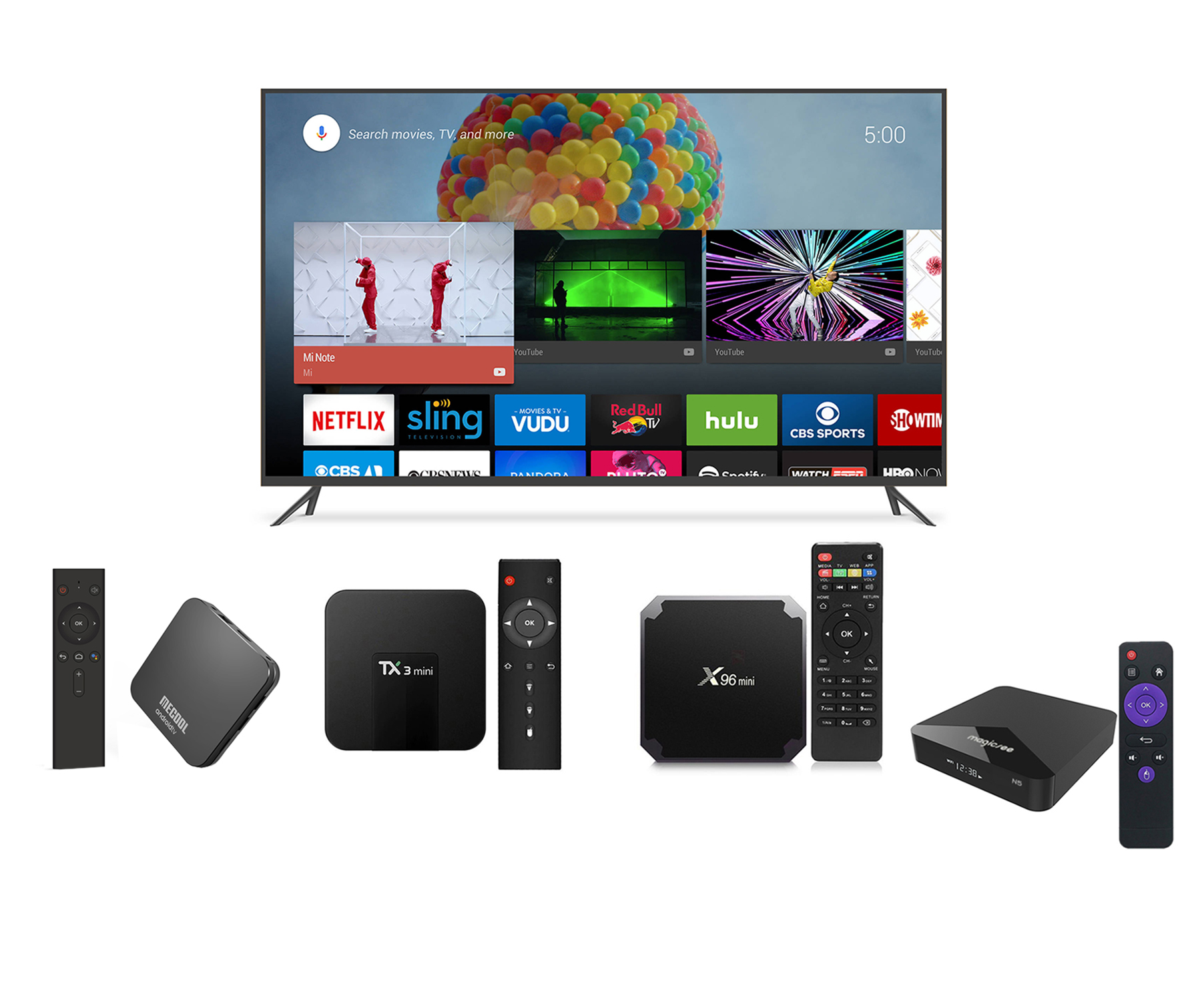 android tv box giá rẻ, smart new
