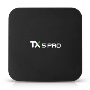 Android TV Box Tanix TX5 Pro – Ram 4GB, Rom 32GB, Android 8.1 3