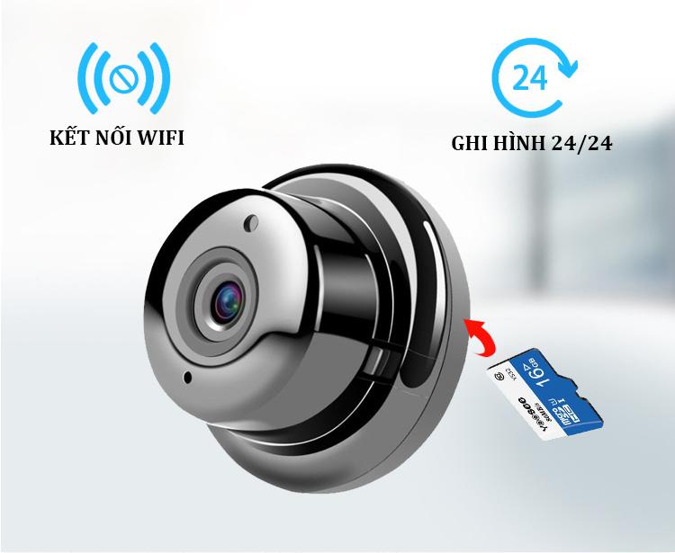 Camera giám sát V380 Mini