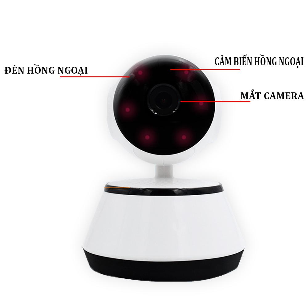 Camera giám sát trong nhà V380