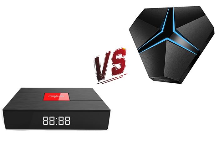 Ưu và nhược điểm của Magicsee C400 và Iron+