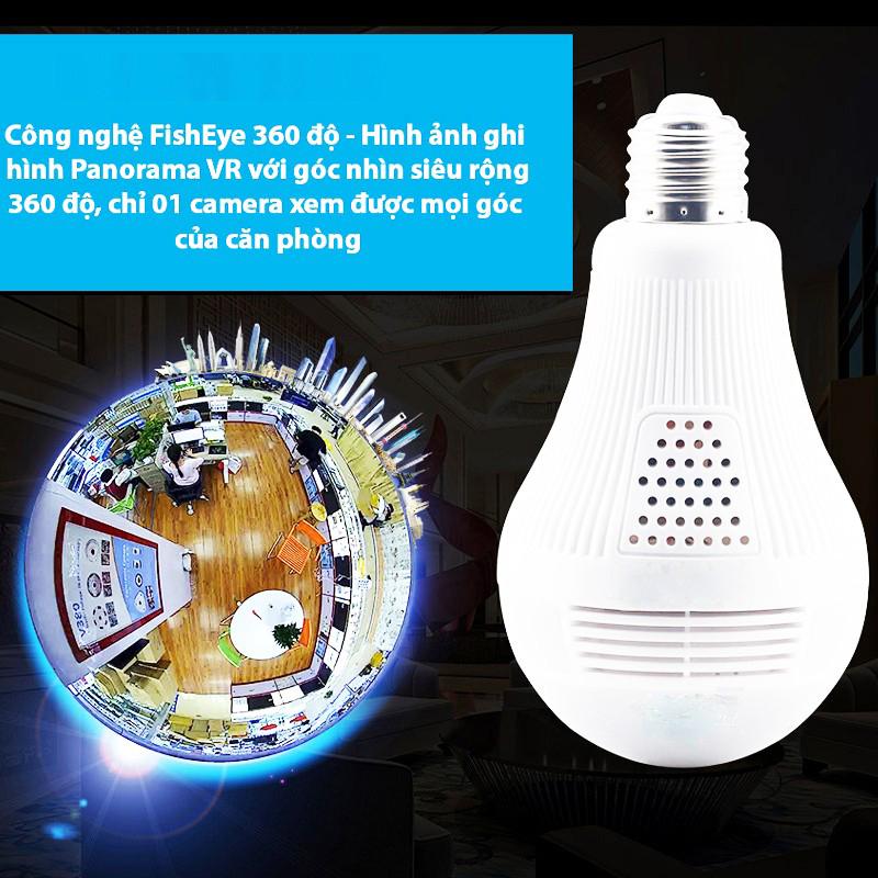 Yoosee bóng đèn cho góc nhìn 360 độ