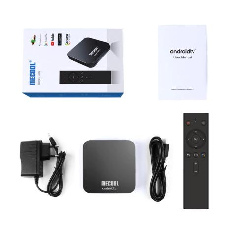 Mở Hộp Nhanh Và Đánh Giá Android Tivi Box Mecool KM9 2