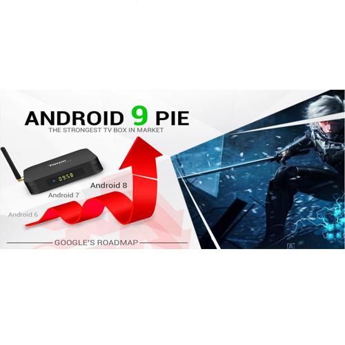 Đánh Giá Android Tivi Box Tanix TX6