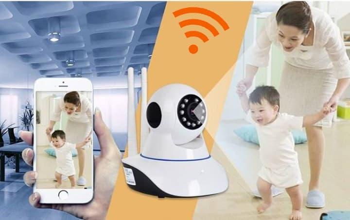 Camera IP Yoosee - Lắp đặt đơn giản nhờ kết nối wifi