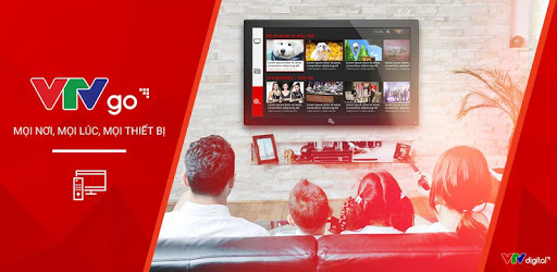Ứng dụng Android Tivi Box - VTV Go
