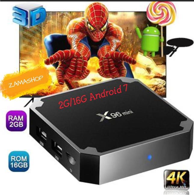 X96 Mini - Android Tivi Box Dưới 1 Triệu Đồng Liệu Chất Lượng Có Tốt?