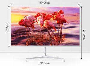 Màn Hình Gaming ATAS 24 inch - Tầm nền IPS - Full HD 5